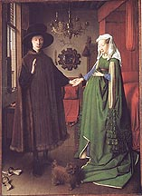 Picture of the Arnolfini Wedding
