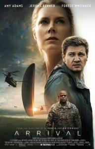 Arrival film poster
