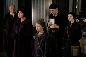 Fantastic Beasts And Where To Find Them - Barebones family