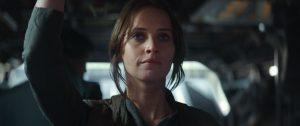 Rogue One - Felicity Jones as Jyn Erso