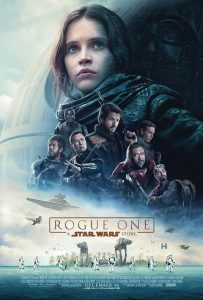 Rogue One 2016 Film Poster
