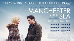 Manchester By The Sea film poster - Oscar nominated