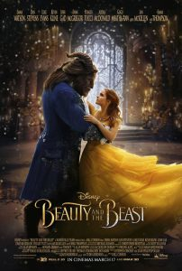 Beauty and the Beast 2017 film poster