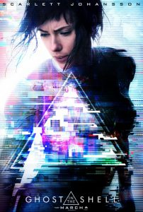 Ghost in the Shell (2017) film poster