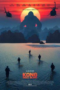 Kong: Skull Island film poster
