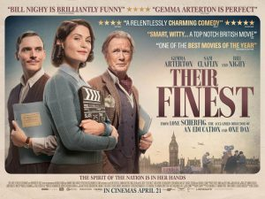 Their Finest film poster 2017