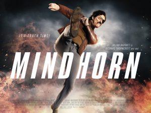 Mindhorn (2017) film poster