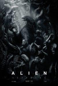 Alien Covenant 2017 Film  Poster