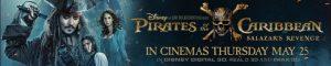 pirates of the caribbean salazar's revenge film poster