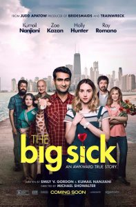 The Big Sick film poster 2017