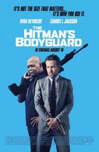 The Hitman's Bodyguard - film poster 2017