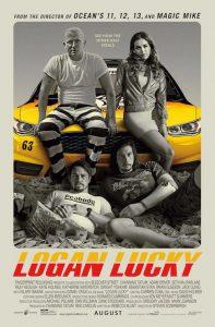 Logan Lucky 2017 film poster