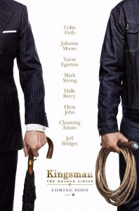Kingsman - The Golden Circle Film Poster