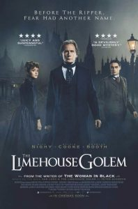 The Limehouse Golem - Film Poster