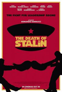The Death of Stalin Film Poster 2017
