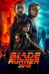 Blade Runner 2049 Film Poster