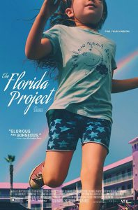 The Florida Project Film Poster 2017