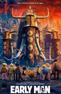Early Man Film Poster 2018