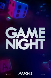 Game Night Film Poster