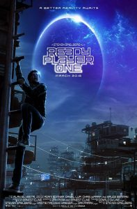 Ready Player One 2018 film poster