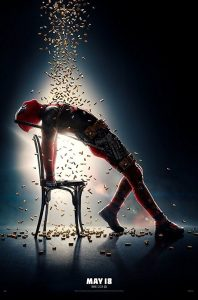 Deadpool 2 film poster 2018