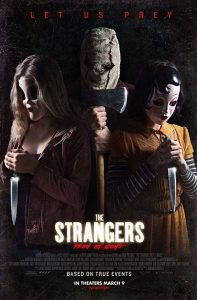 The Strangers: Prey at Night film poster