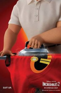 Incredibles 2 film poster