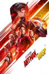 Ant Man and the Wasp film poster