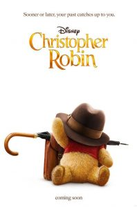 Christopher Robin film poster 2018