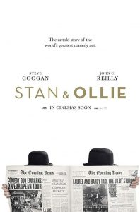 Stan and Ollie film poster 2019