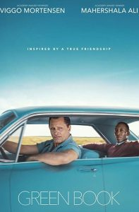 Green Book film poster 2019