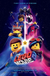 Lego Movie 2 Film Poster 2019