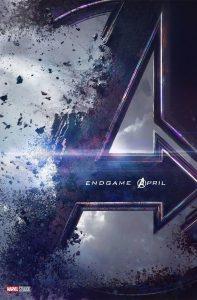 avengers endgame film teaser poster