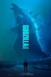Godzilla - King of Monsters Movie Poster 2019