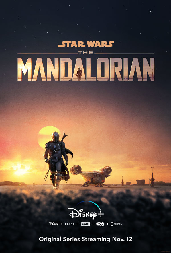 Disney Plus - The Mandalorian